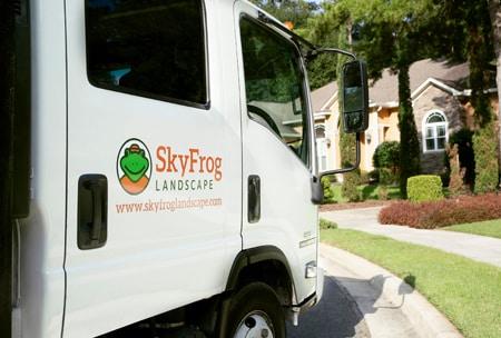 SkyFrog truck